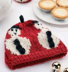Christmas Cosy Set for Teapot and Teacup 1