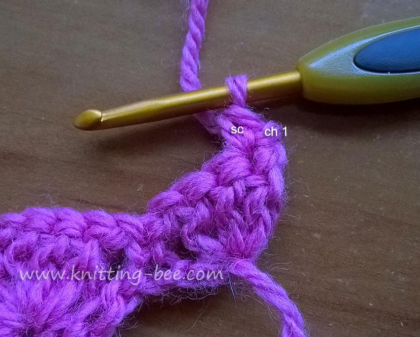 Diamond-Fans-Crochet-Tutorial-Step-by-Step-9