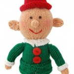 Happy Little Elf - Free Christmas Knitting Pattern