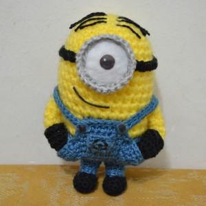 24 Free Crochet Minion Patterns ⋆ DIY Crafts | 300x300