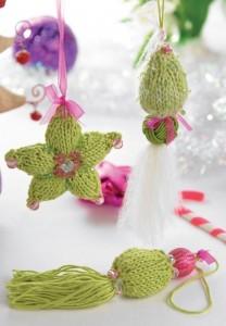 Neva and Siria - Christmas Decorations