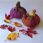 Wee Pumpkin - Free Knitting Pattern