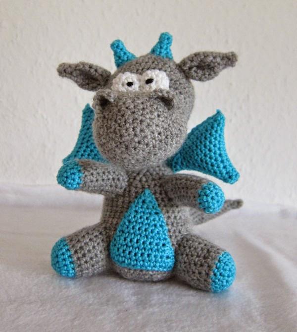 2019 All Best Amigurumi Crochet Dragons Free Patterns - Amigurumi ... | 670x600