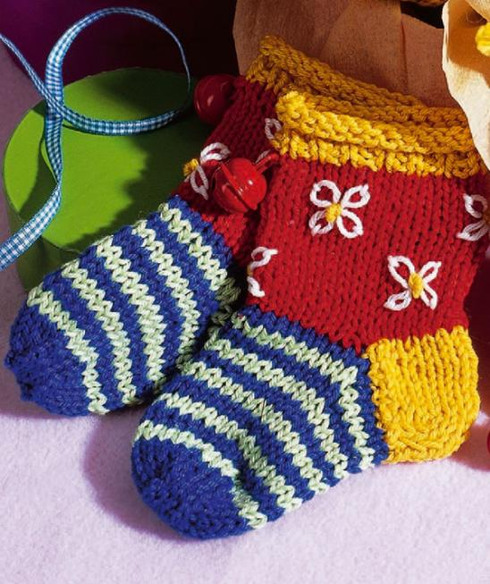 Children Baby Socks And Matching Fun Toy