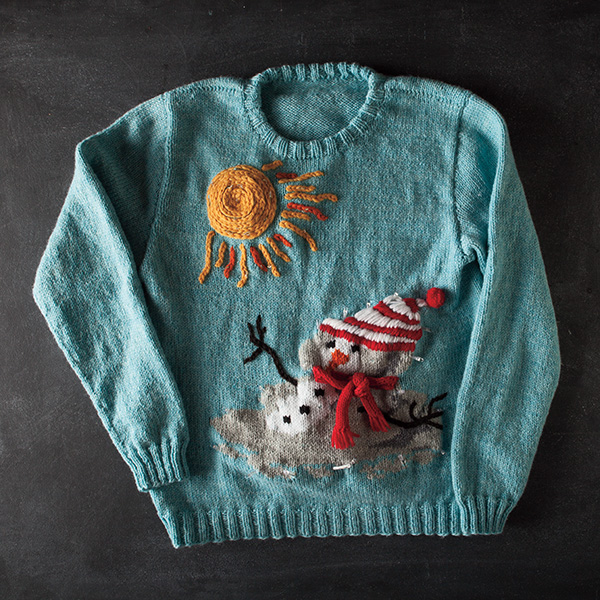 The Best Of The Worst Ugly Sweaters 2015 Free Knitting