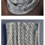 Cables 'n Lace Cowl - Free Knitting Pattern