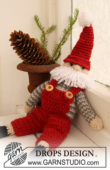Free Crochet Patterns | Santa Claus Archives • Free Crochet Patterns | 542x350