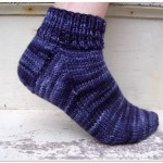 Easy Peasy Socks - Free Knitting Pattern