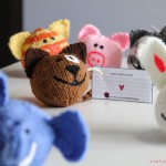 Free Knit for little animal creatures