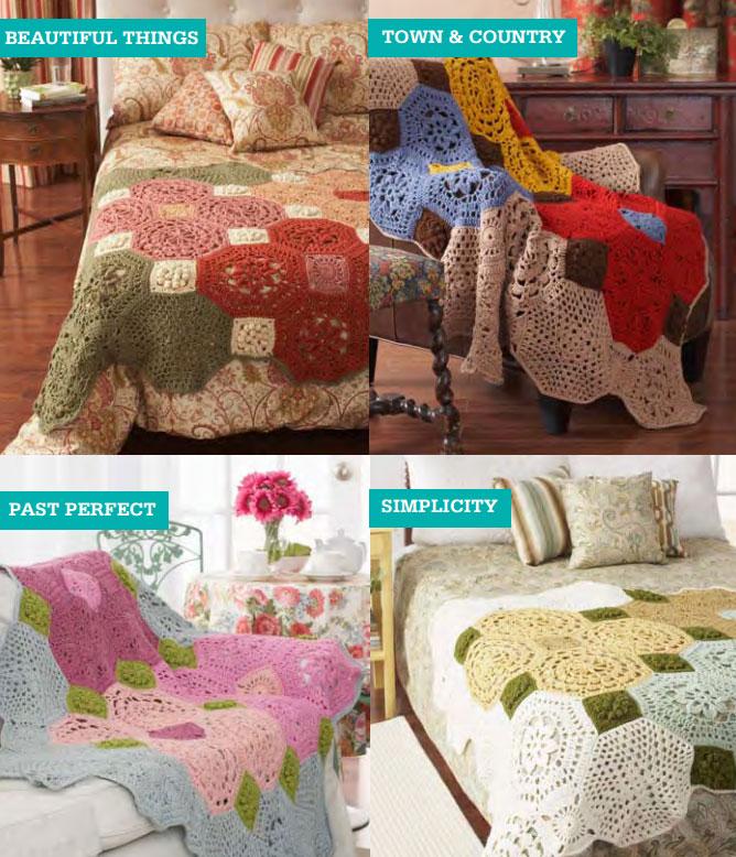 Mystery Afghan Crochet-Along