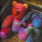 Noro Bear Free Knitting Pattern