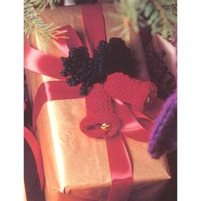 Ornamental Bells – Free Christmas Knitting Pattern