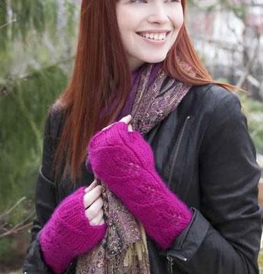 Three-Leaf-Mitts-Free-Knitting-Pattern
