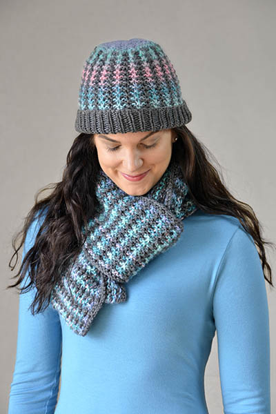 Free Free Hat And Scarf Set Knitting Patterns Patterns