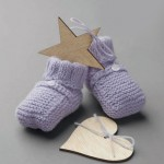 Baby Booties from katia