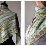 Oaklet Shawl - Free Knitting Pattern