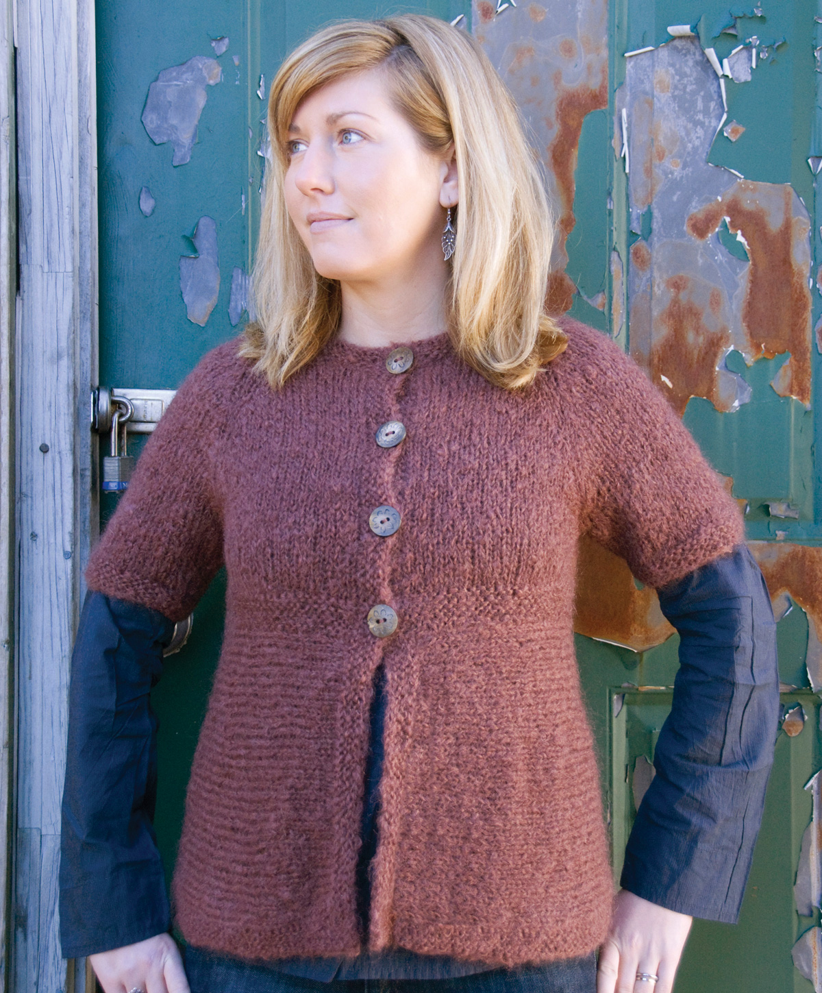 Boxcar - Free Cardigan Knitting Pattern ⋆ Knitting Bee