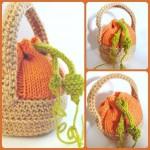 Fall Favour Bag – Free Pattern!