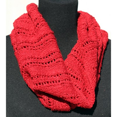 Tamara Moots Simone Cowl Free Knitting Pattern