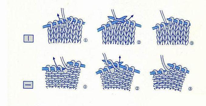japanese-knitting-symbols-illustrations