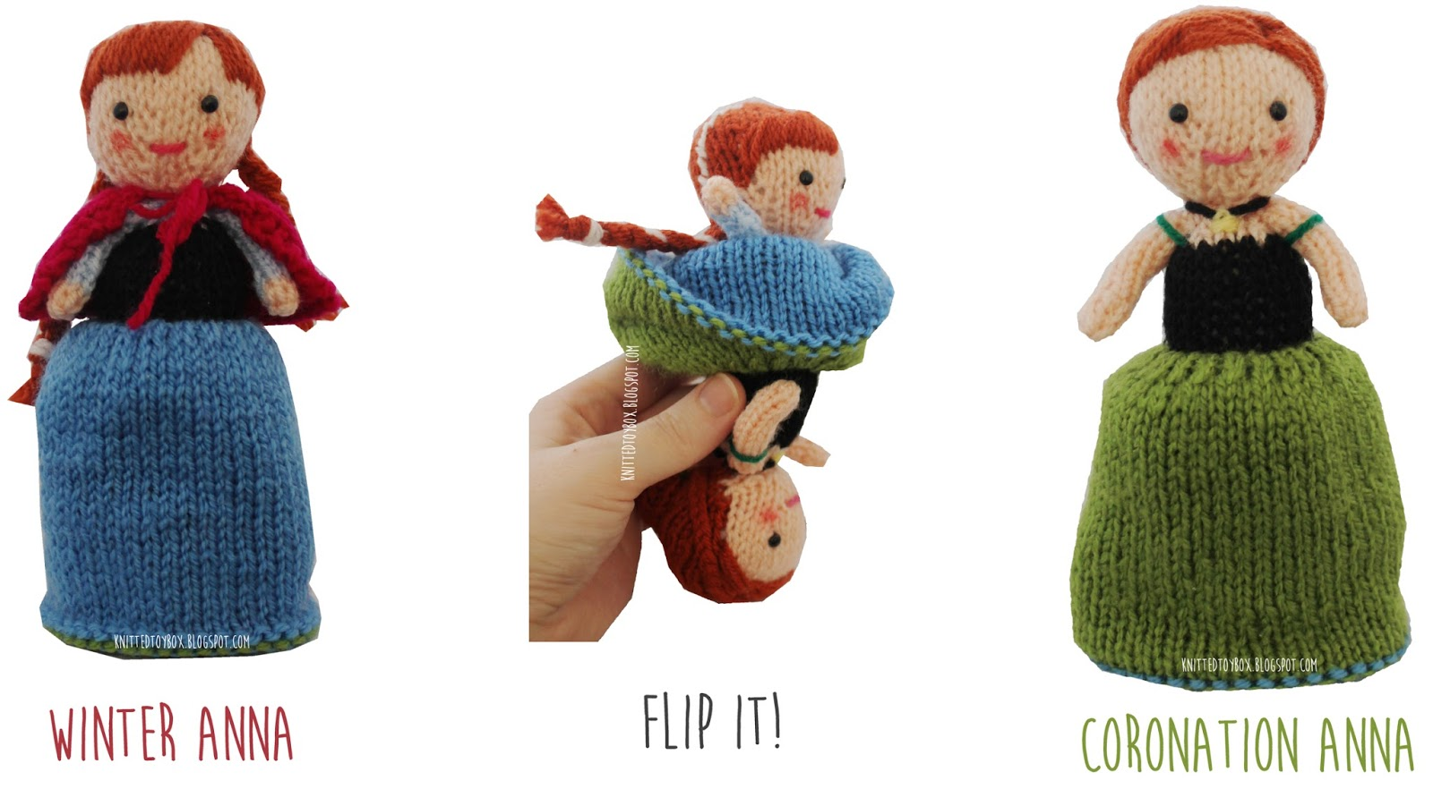 Free free topsy turvy doll knitting patterns Patterns ⋆ Knitting ...