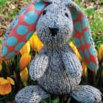 Edmund The Easter Bunny Free Knitting Pattern