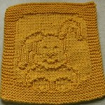 Hippity Hop! Cloth Free Knitting Pattern