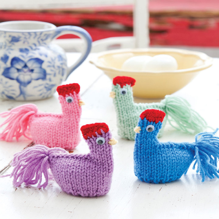 Over 50 Free Easter Knitting Patterns ⋆ Knitting Bee