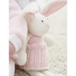 Patons Zoe Bunny Free Knitting Pattern