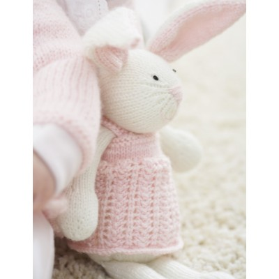 Patons Zoe Bunny Free Knitting Pattern Knitting Bee