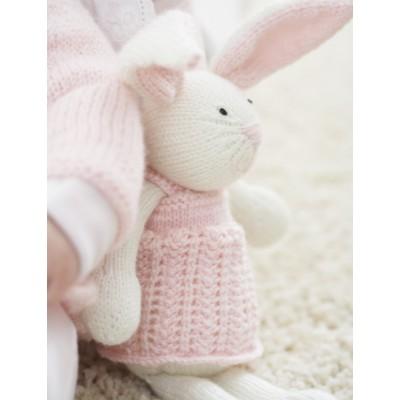 Cuddly Bunnies Free Knitting Patterns | 400x400