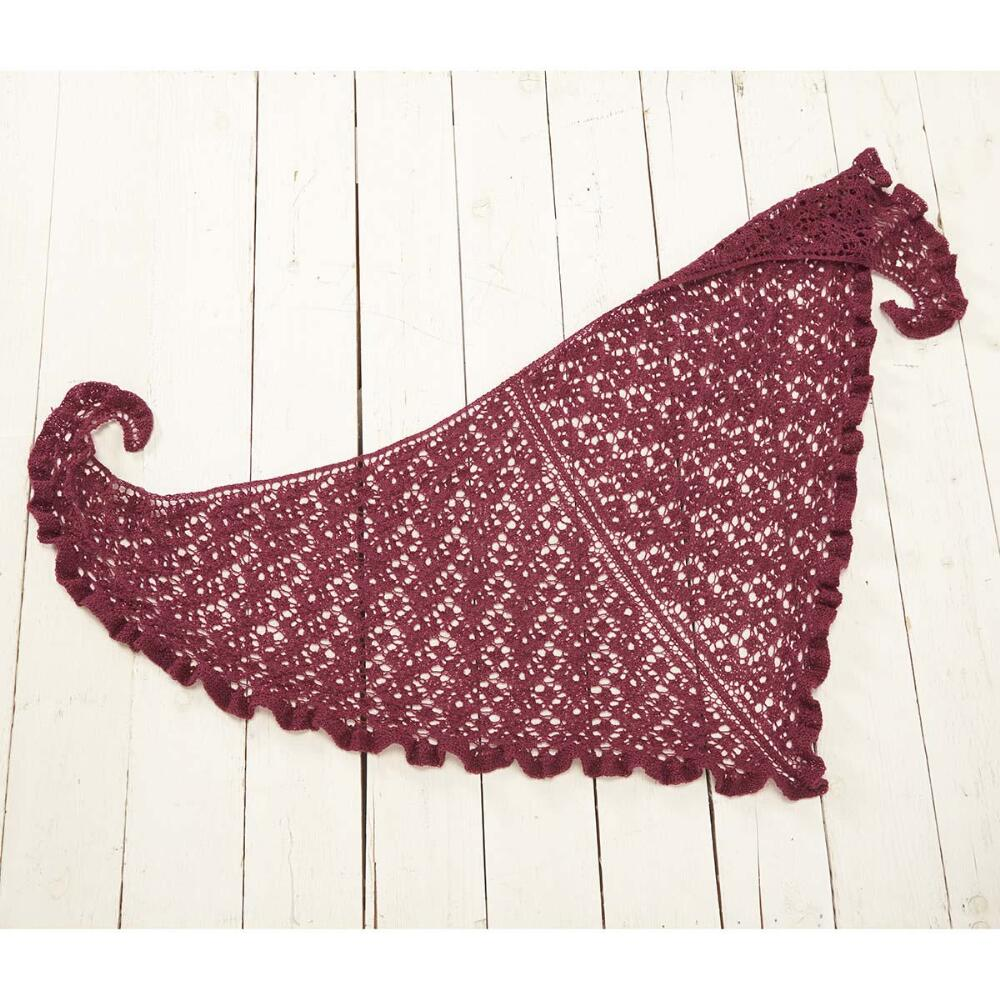 Valentino shawlette free knitting pattern knitting bee valentino shawlette free knitting pattern bankloansurffo Gallery