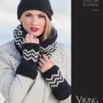 Chevron Cowl, Hat & Wristies Free Knitting Patterns