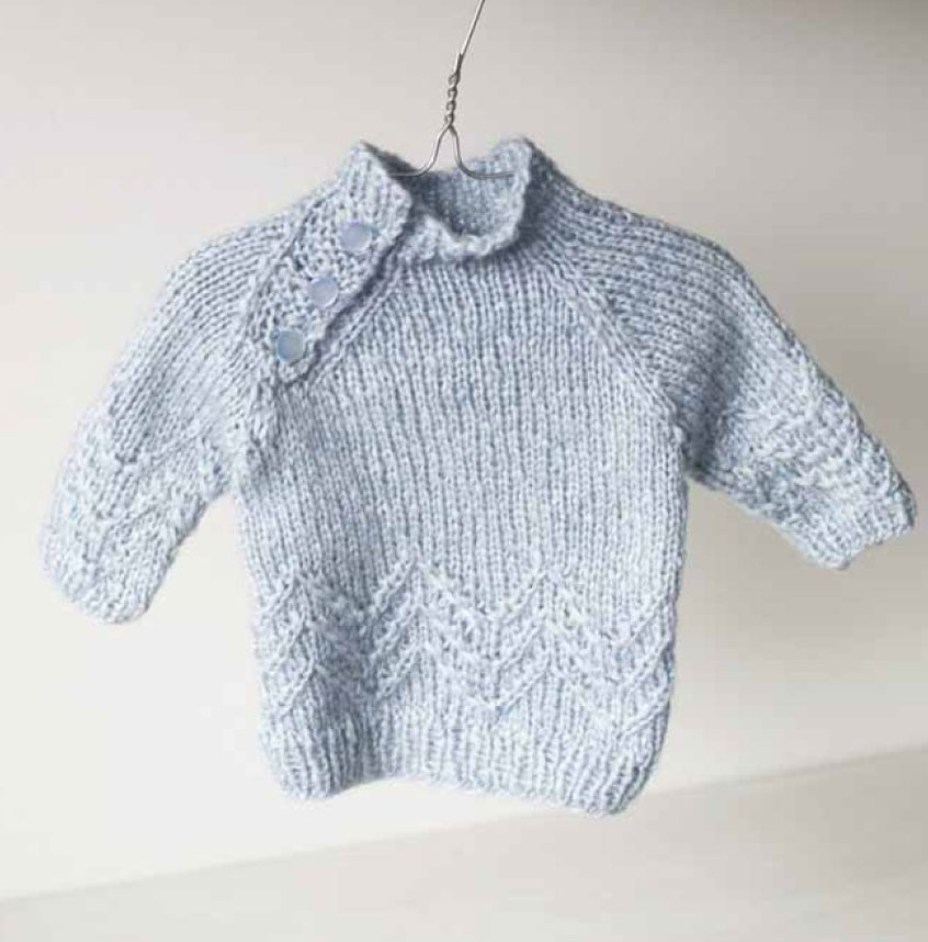 Infant Sweater Pattern 59