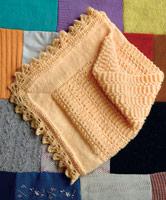 Free Patons Baby Blanket Knitting Pattern