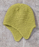 ear flap cap free knitting pattern