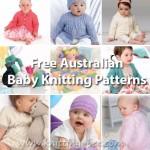 Baby Knitting Patterns Free Australia