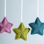 Pure Wool Entwine Christmas Stars