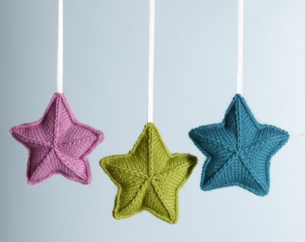 Free Knitting Pattern Christmas Ball Star Of Auto Design Tech