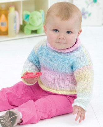 Baby Jumper Knitting Pattern Free : Baby Cardigan Knitting Pattern Car Interior Design