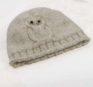 free-baby-owl-hat-knitting-pattern ⋆ Knitting Bee 01c44c1d2bda