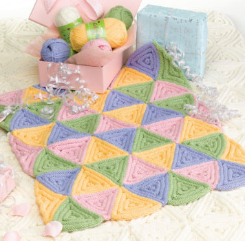 traingle-free-knitting-pattern