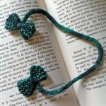 Bow Ties Are Cool - Free Bookmark Knitting Pattern