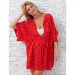 Patons Beach Cover-Up Free Knitting Pattern