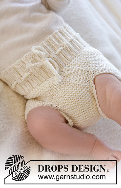 Pampered Baby Soaker Free Knitting Pattern
