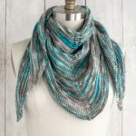 Alegria Shadow Shawl Free Knitting Pattern
