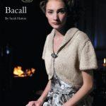 Bacall - Re Coloured free bolero knitting pattern