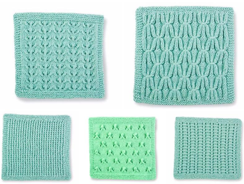 Top 10 Sampler Stitch Afghan Free Knitting Patterns