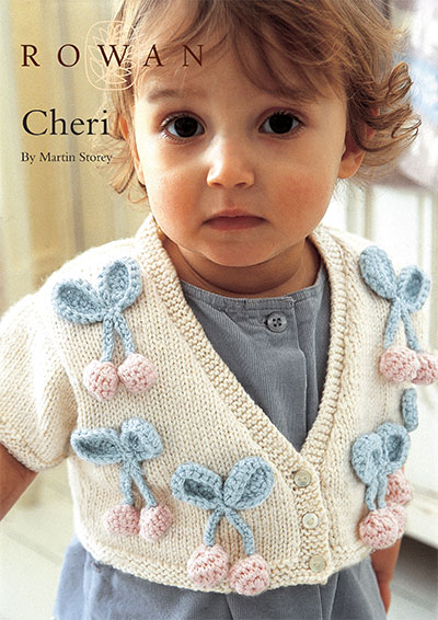 Cheri Baby Bolero Cardigan Free Knitting Pattern Knitting Bee