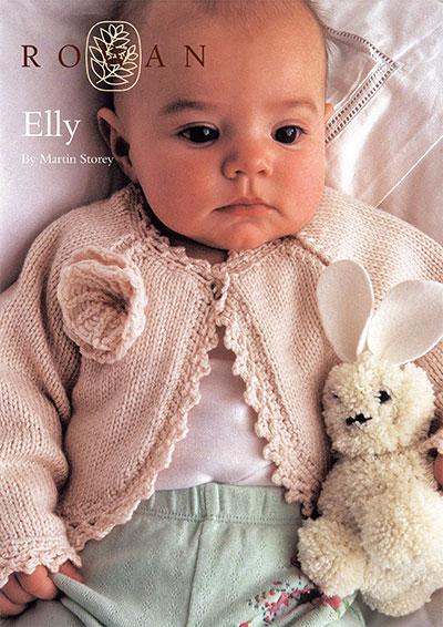Elly Baby Cardigan